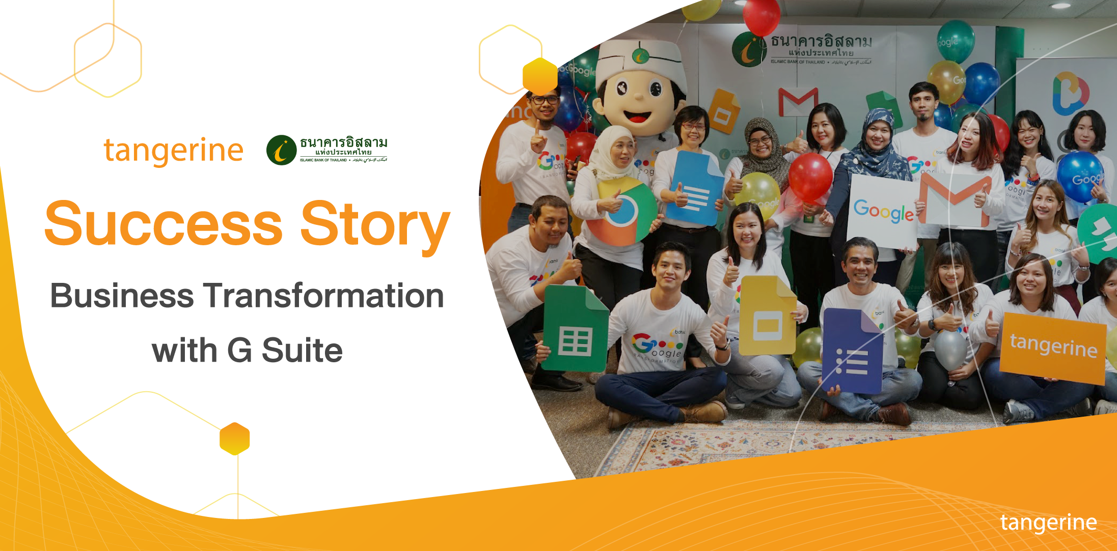 Islamic Bank of Thailand : Success Story