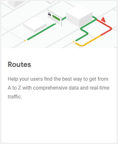 GMP Roads API