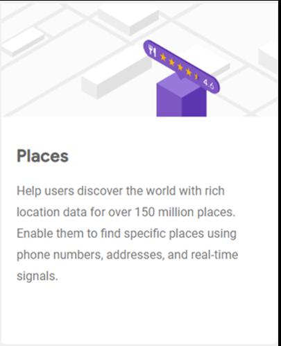 GMP Geocoding API