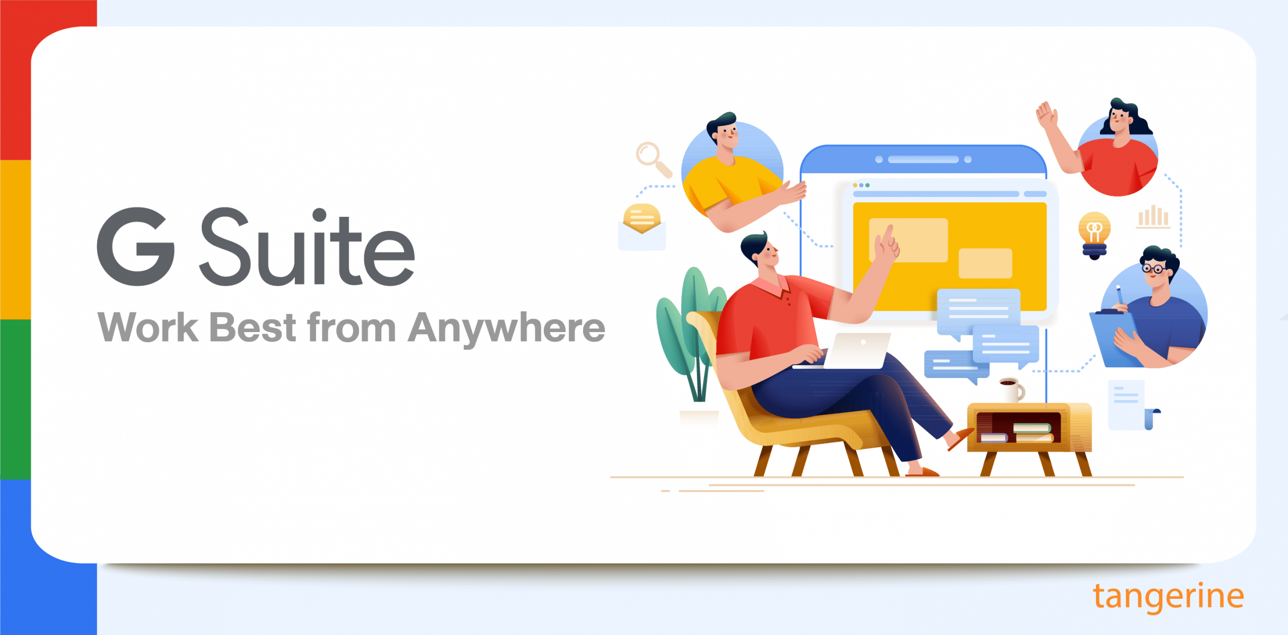 G Suite WorkAnywhere
